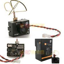 FXT FX798T Micro FPV Camera 5.8GHz 40CH 25mW VTX for FPV mini Quad QAV Race