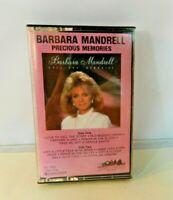 BARBARA MANDRELL Precious Memories CASSETTE Tape 1990 Christian Gospel