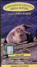 Videoenciclopedia of Nature 14 cold seas Coast of seals Piero Angela VHS