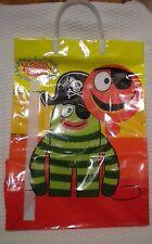 "New 2009 Yo Gabba Gabba Brobee HALLOWEEN BAG reusable plastic bag 16.5"" x 11.5"""