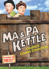 Ma & Pa Kettle: Complete Comedy Collection ~ 5-DVD with Slipcover FREE Shipping
