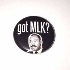 Martin Luther King 8 NEW buttons pins badges MLK let freedom ring equality black