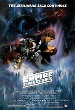Star Wars Episode 5 V: The Empire Strikes Back Movie Poster (1980) - 11x17 13x19