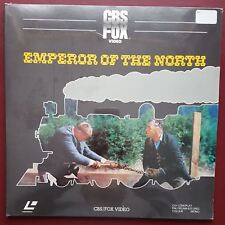 Emperor of the North - PAL 2-Laserdisc's - NEW SEALED - PRE-CERT