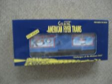 S Scale American Flyer #6-48353 2003 Christmas Box Car