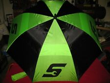 SNAP ON TOOLS GREEN UMBRELLA WITH SOFT GRIP SCREWDRIVER HANDLE  BRAND NEW