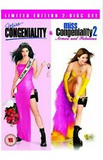 Miss Congeniality/Miss Congeniality 2 - Armed And Fabulous (DVD) Limited Edition