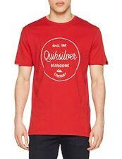 Quiksilver Matin diapositives T-shirt 2018 Chili Pepper XL Eqyzt04774-rrd0