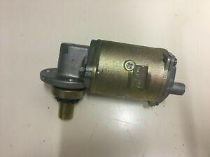 New Genuine Vespa PX Starter Motor 249235