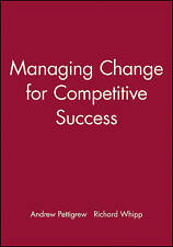 Managing Change for Competitive Success-ExLibrary