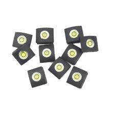 10PCS Flash Hot Shoe Bubble Spirit Level Protective Cover Cap for DSLR CameraLU