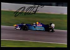 Heinz-Harald Frentzen Foto Original Signiert Formel 1 +G 18577