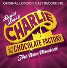 Charlie and The Chocolate Factory Original London Cast Recording CD