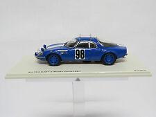 Matra DJET #98 Monte Carlo 1967 Bizarre BZ323 Spark 1/43 Ultra Rare!!!!
