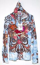 SPY ZONE EXCHANGE BOUTIQUE WOMENS HANDCRAFTED HOODIE CELEBRITY VERY SOFT LARGE