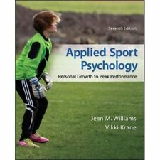Applied Sport Psychology 7e Global Edition