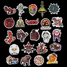 100Pcs Sticker Bomb Decal Vinyl Roll for Car Skate Skateboard Laptop Luggage L7