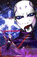 Asajj Ventress The Clone Wars Star Wars 11 x 17 High Quality Poster