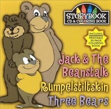 FREE US SHIP. on ANY 3+ CDs! ~Used,Very Good CD Various Artists: Jack & The Bean