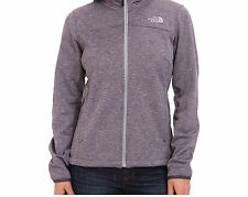New Womens North Face Fleece Zip Coat Jacket Canyonwall Small S