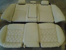 2016 NISSAN MAXIMA OEM COMPLETE  REAR SEAT