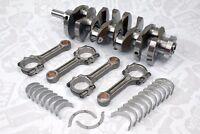 HK0188 Kurbelwelle + 4x Pleuel + Pleuel-, Haupt-, Axiallager Nissan YD25DDTi
