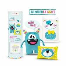 DIY -- Kullaloo Anfänger Nähset KINDERLEICHT Nähkurs Little Friends   #16146