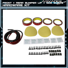 3M Installation Hardware For Front / Rear Bumper Lip & Side Skirt Application