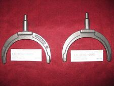 Muncie Shift Forks (2) Auto Gear - M20 - M21 - M22 - Made In the USA