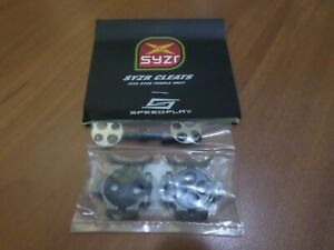 NEW Speedplay SYZR CLEATS Road Bike Cliples Clip In Hardware