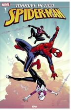 MARVEL ACTION SPIDER-MAN #1 AOD COLLECTABLES EXCLUSIVE COVER 2018 PRE-ORDER