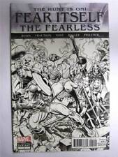 Comics - The Itself: The Fearless #1