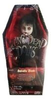 LIVING DEAD DOLLS SABBATHA BLOOD SERIES 19 VARIANT SEALED COFFIN BOX! MINT! RARE