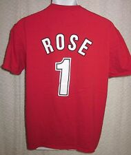 Derrick Rose Chicago Bulls jersey t-shirt size adult Large by NBA