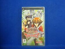 *psp YU-GI-OH GX Tagforce Tag Force (NI) YUGIOH Playstation PAL UK REGION FREE