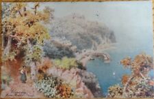 c1907 - Clovelly from Hobby Drive - Wimbush -Tucks