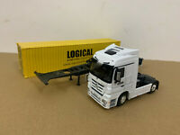 Mercedes-Benz Logical Container Truck Model 1/50 Die-Cast Model New in Box