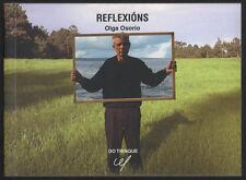 """Olga OSORIO. Reflexions. Vigo, """"Do Trinque"""", 2007. E.O."""