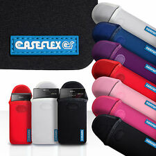 Caseflex Mobile Accessories For Various Sony Phones Neoprene Pouch Case Cover