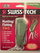 Swiss+Tech Hunting/Fishing 7-in-1 tool Edc