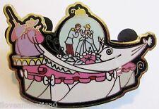 Disney WDW Snowglobe Parade Cinderella Pin