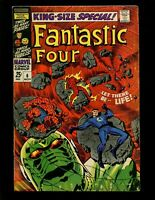 Fantastic Four Annual #6, VG+ 4.5, 1st Appear Annihilus and Franklin Richards