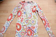 BODEN  cotton / linen crinkled summer  cardigan  size 8 NEW