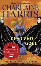 Dead and Gone by Charlaine Harris (2010, Paperback) Sookie Stackhouse True Blood