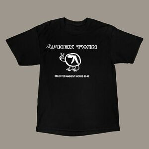 Aphex Twin Ambient Works 85-92 T-Shirt ( LARGE)