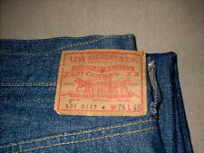 LVC, Levis BIG E, Denim, 1950er, 1960er, Werbung