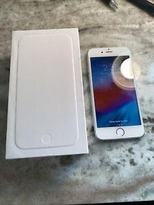Apple iPhone 6 - 64GB - Silver (Unlocked) A1549 (CDMA + GSM)