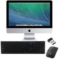 "Apple 21.5"" iMac Intel Core i3-540 X2 3.06GHz 4GB 500GB HDD Silver - MC508LL/A"