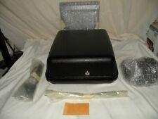 New listing Motorola Motorcycle Locking Housing Kit Model:- Hln1446A, Black, New