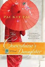 The Concubine's Daughter: A Novel-ExLibrary